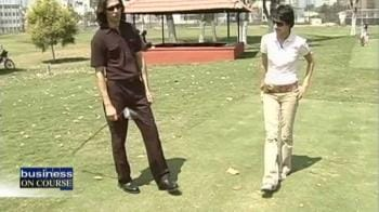 Video : Business On Course with golfer Gaurav Diwan