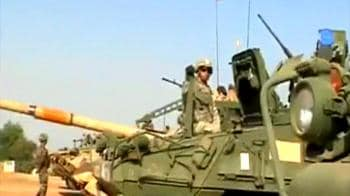 Video : Indo-US war games: A grand finale