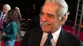Omar Sharif's Indian connection