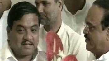 Video : NCP: 50-50 or no deal in Maharashtra