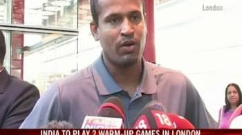 Video : Team India arrives in England