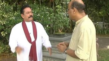 Video : I was fighting India's battle: Rajapakse