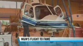 Video : M&M bets on aerospace push