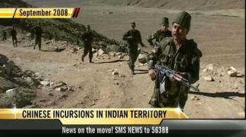 Video : Ladakh: Where the incursions take place