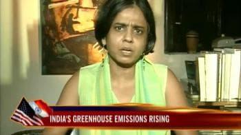 Video : America has to cut emissions: Sunita Narain