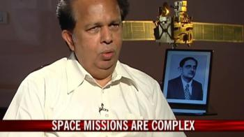 Video : Space missions are very complex: G Madhavan Nair