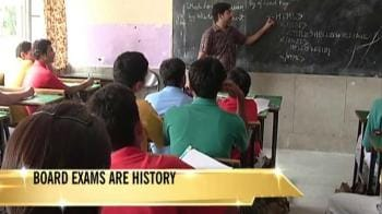 Video : Board exams are history