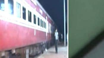 Video : Railway protection force fights back