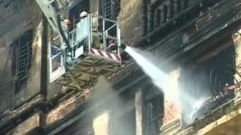 Video : Kolkata fire: Four bodies, multiple claimants