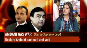Video : SC to hear RIL-RNRL gas case today