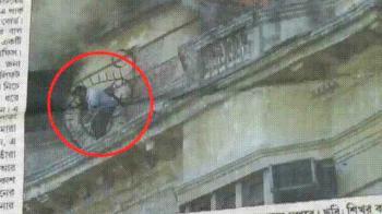 Video : Kolkata inferno: Story of a braveheart
