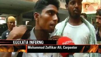 Video : Kolkata Fire: Meet Stephen Court's braveheart