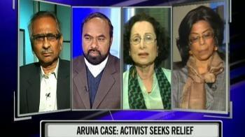 Video : The euthanasia debate: Aruna Shanbaug's story