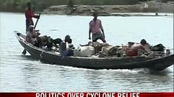 Video : Politics mars relief in Aila-hit Bengal