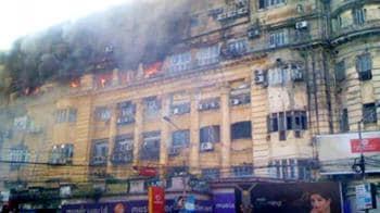 Video : Kolkata fire: Stephen Court files missing; toll 27
