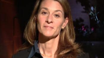 Video : Exclusive: Melinda Gates on India projects