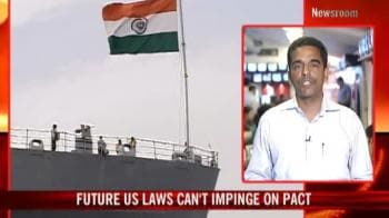 Video : India prevails over US