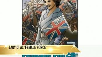 Video : Lady Diana: The 'female force'