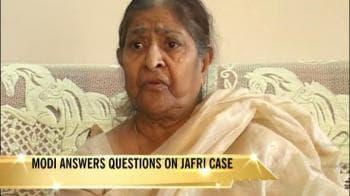 Video : I want the case to move forward: Zakiya Jafri