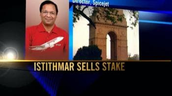 Video : Istithmar exits SpiceJet, sells stake for $35 mn