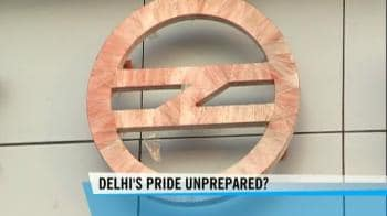 Video : DMRC's Airport Express project delayed?