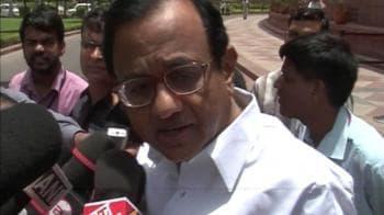 Video : Pak not serious in tackling terror: Chidambaram
