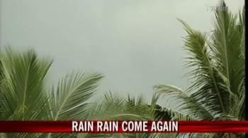 Video : Rain, rain come again