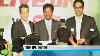 Video : IPL live on YouTube