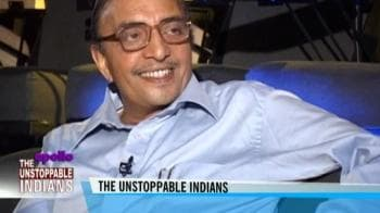 Video : The Unstoppable Indians: Deepak Phatak