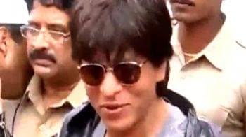 Videos : SRK: I am what I am because of Mumbai