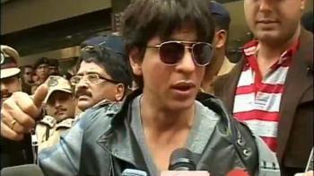 Video : I am what I am because of Mumbai: SRK