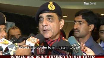 Video : No Taliban infiltration in India: Army