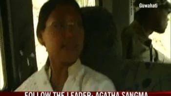Video : Follow The Leader: Agatha Sangma