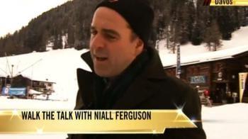 Video : Walk The Talk with Niall Ferguson