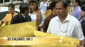 Video : Day 3 of Jet strike, PM asks what's going on?