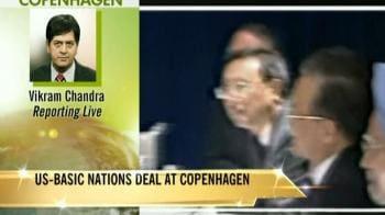 Video : Copenhagen: US-BASIC nations reach a deal