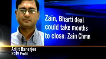 Video : Zain deal could take months to close