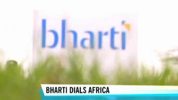 Video : Bharti's African dreams fulfilled