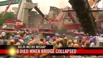 Video : Delhi Metro mishap: Report expected today