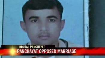 Video : Brutal Panchayat: Youth killed for marrying a girl