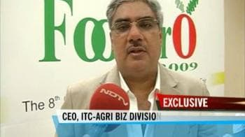 Video : ITC outlines strategy to counter drought impact