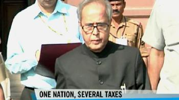 Video : Pranab expects delay in GST implementation