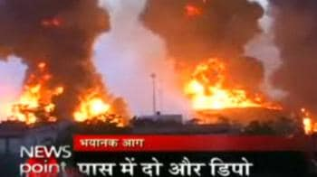 Videos : IOC fire: Are we prepared to handle such disasters?