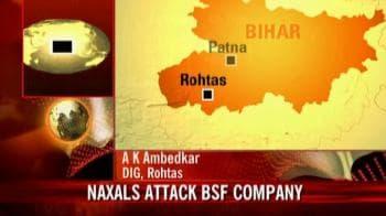 Video : Ahead of polls, BSF camp attacked in Bihar's Sasaram