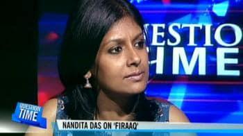 Video : Direction was always on mind: Nandita Das