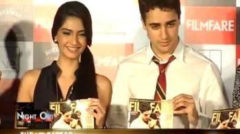 Video : Sonam, Imran: The picture perfect couple