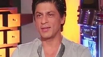 Video : My Indianness shouldn't be questioned: SRK