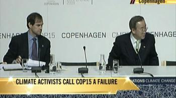 Video : Climate activists call Copenhagen Summit a failure