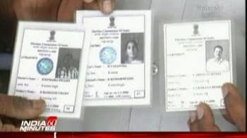Video : 333 voter ID cards, same address