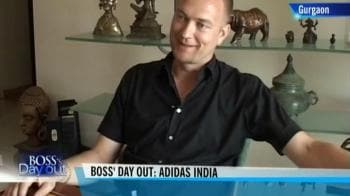Video : Boss' Day Out: Adidas India